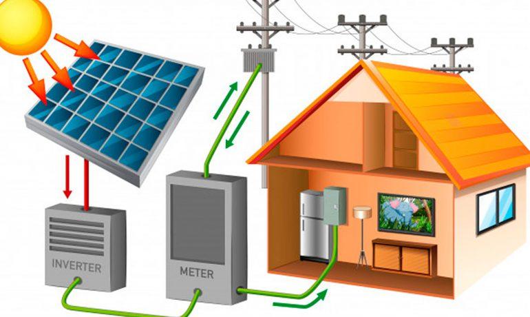 ¿Cuántas placas solares necesito para mi casa?
